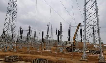 TRANSCO-CLSG Electricity Project Gets Major Boost,As Kenema Substation Project Takes Shape