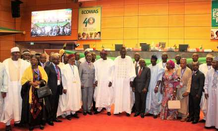 ECOWAS Presents 100M Loan To Liberia, Sets To Host Parliamentary Session In Liberia…