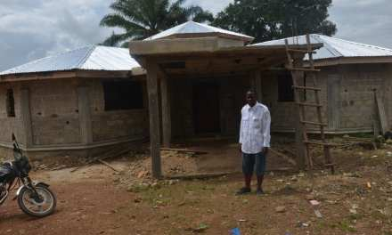 To Complete Modern Radio Station Project In Gbarnga Bong County, Radio Kwetakeh's CEO Papa Morris Appeals for Assistance