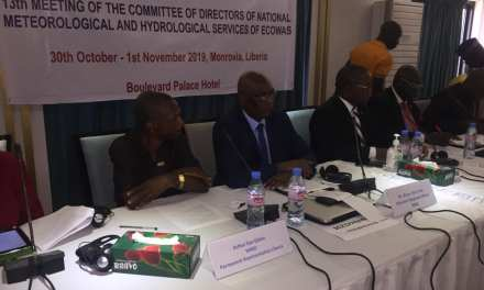 13th Meeting of the Committee of Directors of National Meteorological and Hydrological Services of ECOWAS.