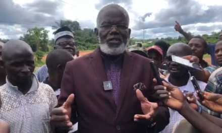 2023 Elections Will Be Rigged, Prophisized Senator Prince Johnson Of Nimba County