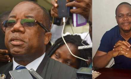 On Costa's Arrest Warrant, Did Deputy Minister Eugene Fahngon Erred? As Justice Minister Sets Record Straight….