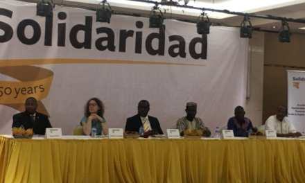Solidaridad celebrates 50th Anniversary with improving approach to Liberia's cocoa and oil Palm