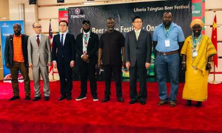As Tsingtao Concludes Historic Beer Festival, Liberians Encouraged To Invest In The Private Sector