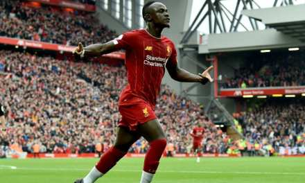 """Soccer Legend George Weah Congratulates  Sadio Mane """"African Player Of The Year"""""""