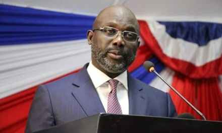 President Weah Submits US$10.5 Million Supplementary Budget to Legislature for Enactment