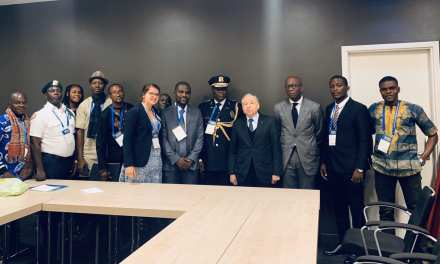 Liberian Delegation Returns From 3rd Global Ministerial Conference On Road SafetyWith New Ideas To Move The Sector Forward
