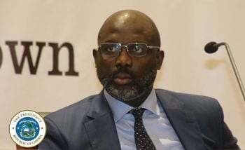 """After Winning The 18th Season Of American Singing Competition, President George Weah Congratulates """"Just Sam"""""""