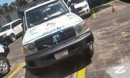 EU/UN Spotlight Initiative Donates Vehicle to Buttress  SGBV Fight