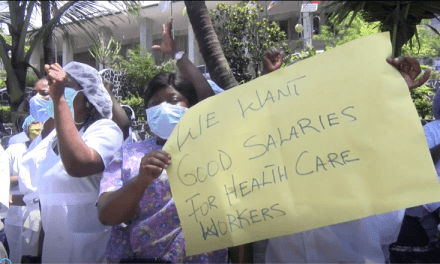 Government to Shortly Disburse Health Workers' Incentives