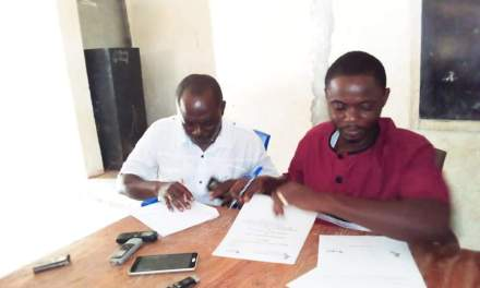 MediaAid Foundation Signs MOU to Boost Media Education in Margibi County
