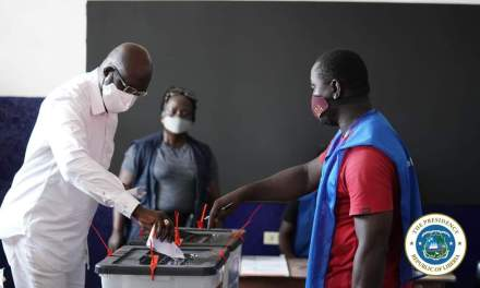 Pres. Weah Congratulates Liberians for Peaceful Participation in Dec. 8 Polls