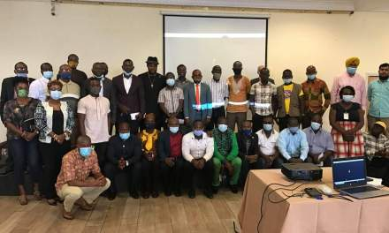 LRA, MFDP STAMPS IMPLEMENTATION  WORKSHOP OPENS