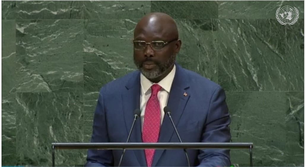 PRESIDENT WEAH SUSPENDS TARIFF ON AGRICULTURE PRODUCTS AND EQUIPMENT