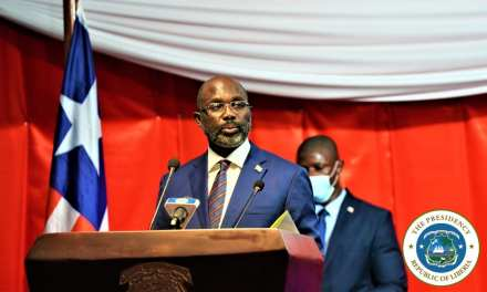 President Weah Boosts Electricity Expansion With Executive Order #104