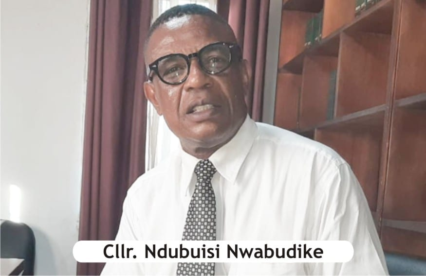 Nwabudike Risks Losing LACC Chairmanship as Senate Plenary Questions his Citizenship