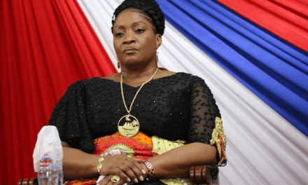 VP Howard-Taylor Expresses Concern Over Alleged Intimidation of Female Candidate