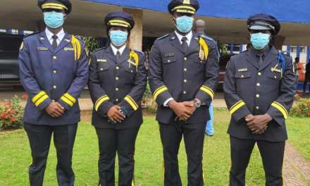 Four Liberian Police Officers to Join South Sudan's UN Mission