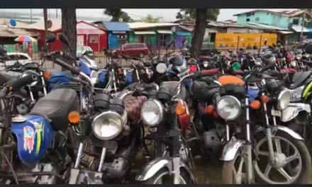 LNP Declares Monrovia 'A No-Go Zone' for Motorcyclists