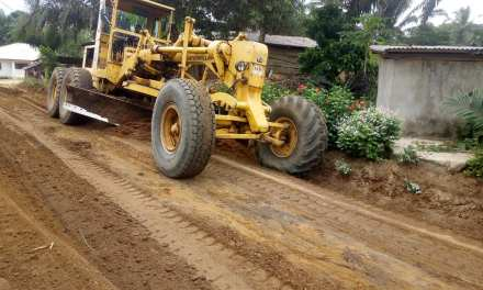 Margibi District#3 Residents Benefit from Road Rehabilitation