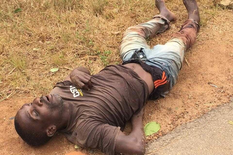 In Ganta, Lifeless Body of an Unidentified Man Discovered