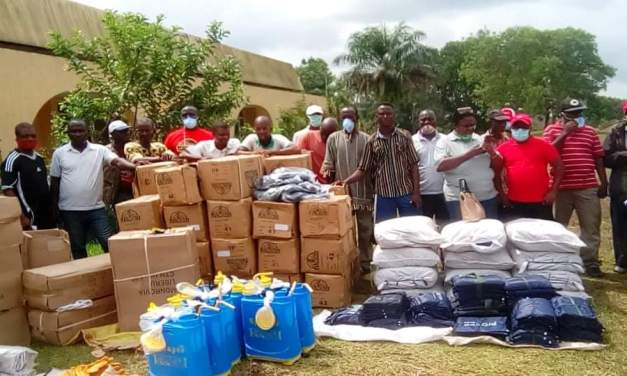 Grand Cape Mount: Ministry of Agriculture Distribute Farming Materials to Farmers