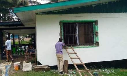 Rev. Collins Campaign Office Vandalized in Margibi County