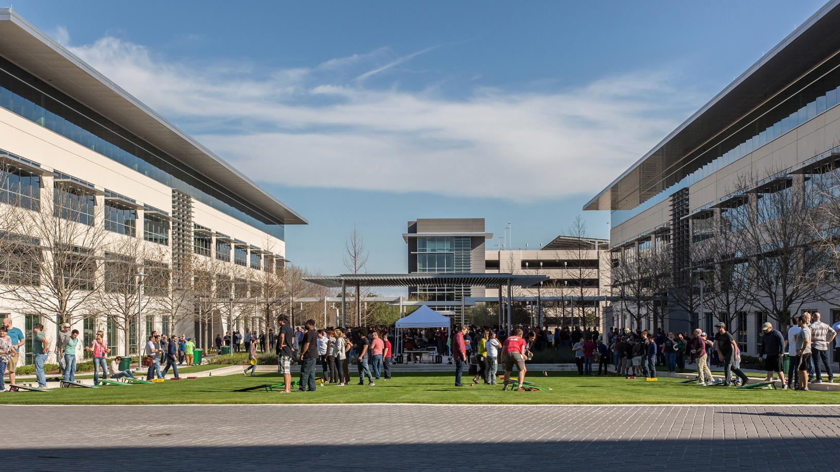 Apple, 오스틴에 새로운 캠퍼스 건설, 미국에서 고용 확대