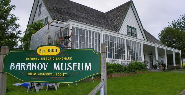 Baranov Museum Celebrates Transfer of Alaska to the United States