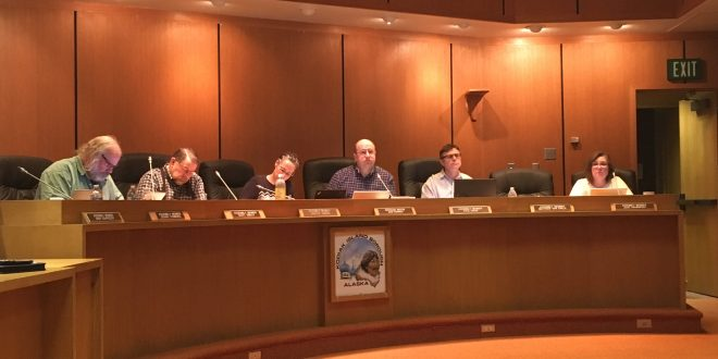Borough discusses how to determine a conflict of interest