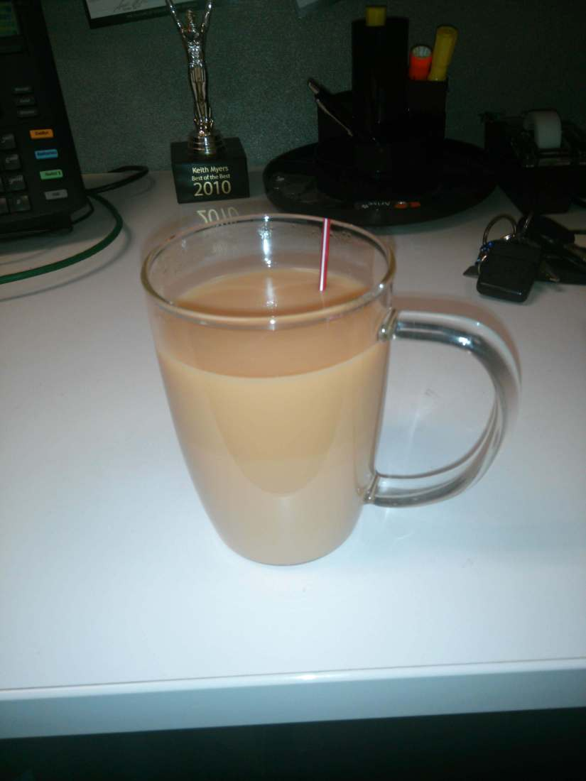 Is it wrong to use a 16 Oz Coffee Cup?