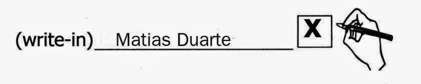 After being immersed in the beauty of Material Design, I have only one thing to say... We need to have a man like +Matias Duarterunning this country.  #Duarte2016