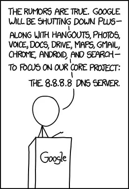 This is about how dumb everything going around sounds...Via: http://xkcd.com/1361/