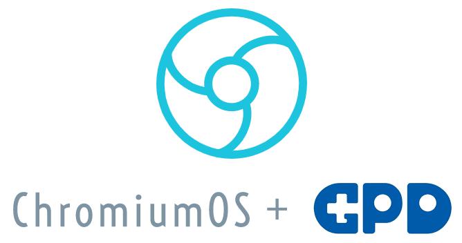 BETA – ChromiumOS for the GPD Pocket 2