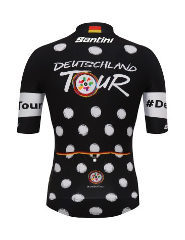 SANTINI_Deutschland Tour2018_leader-jersey_dots_rear