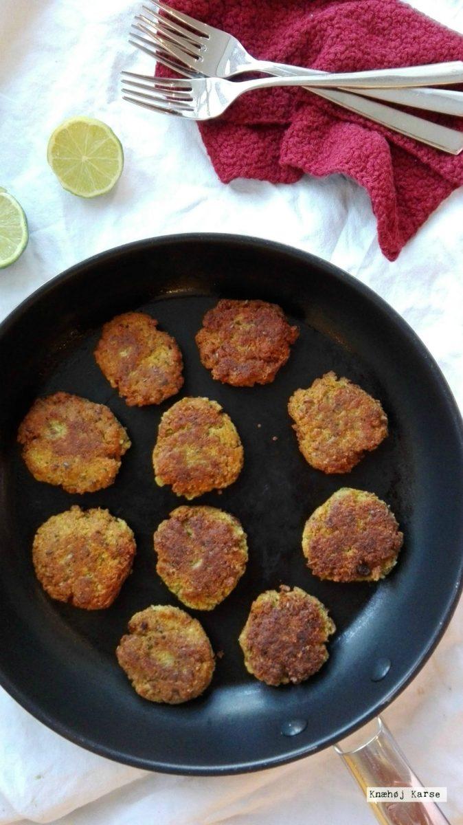 Vegansk falafel - den bedste opskrift!