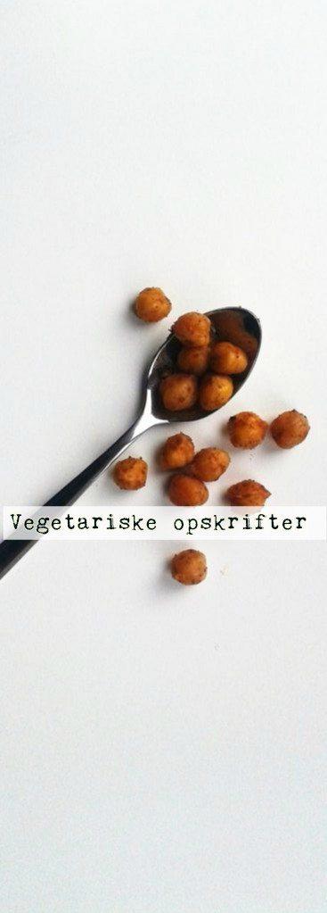 Vegetariske opskrifter