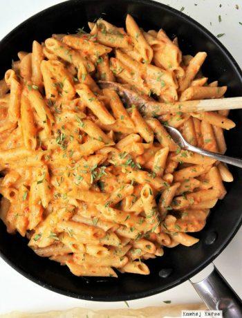 Vegansk pasta