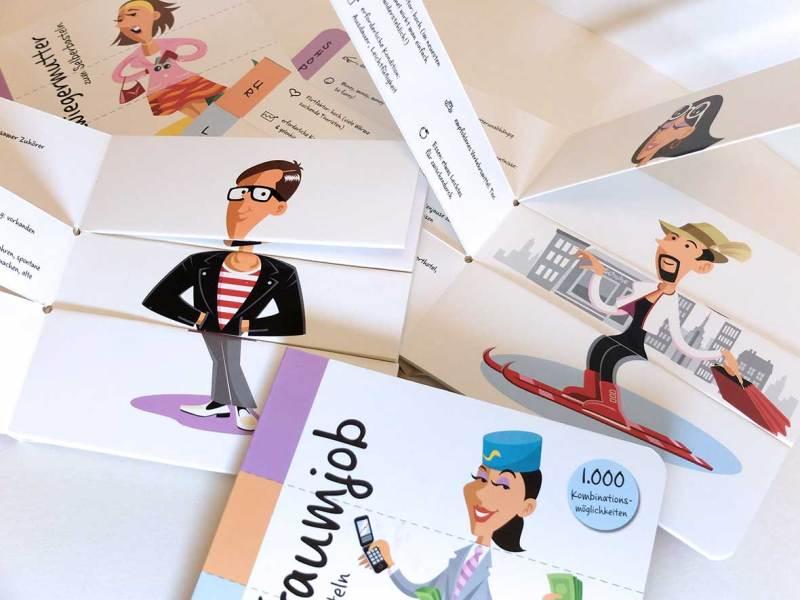 Geschenkbuch Illustrator