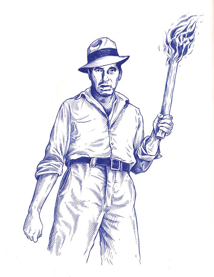 Portrait-Illustrator-Muenchen