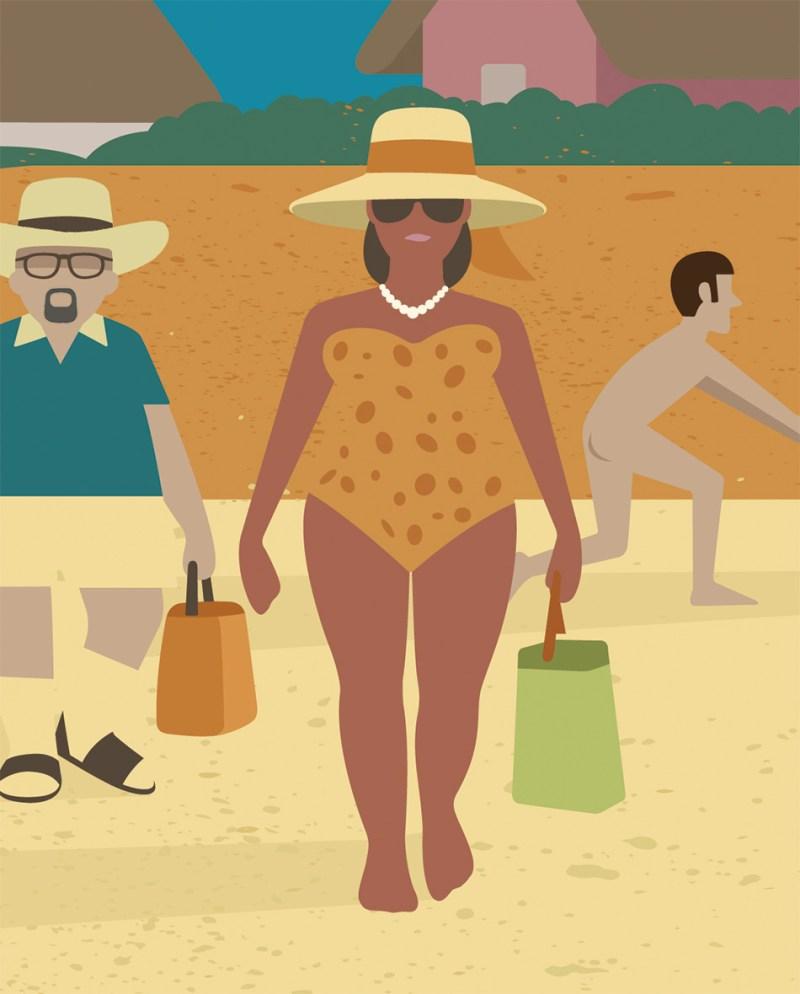 beach-life-illustration