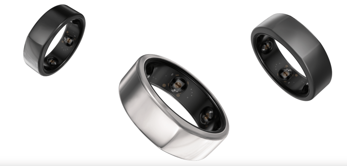 The Oura ring measures your health from your finger