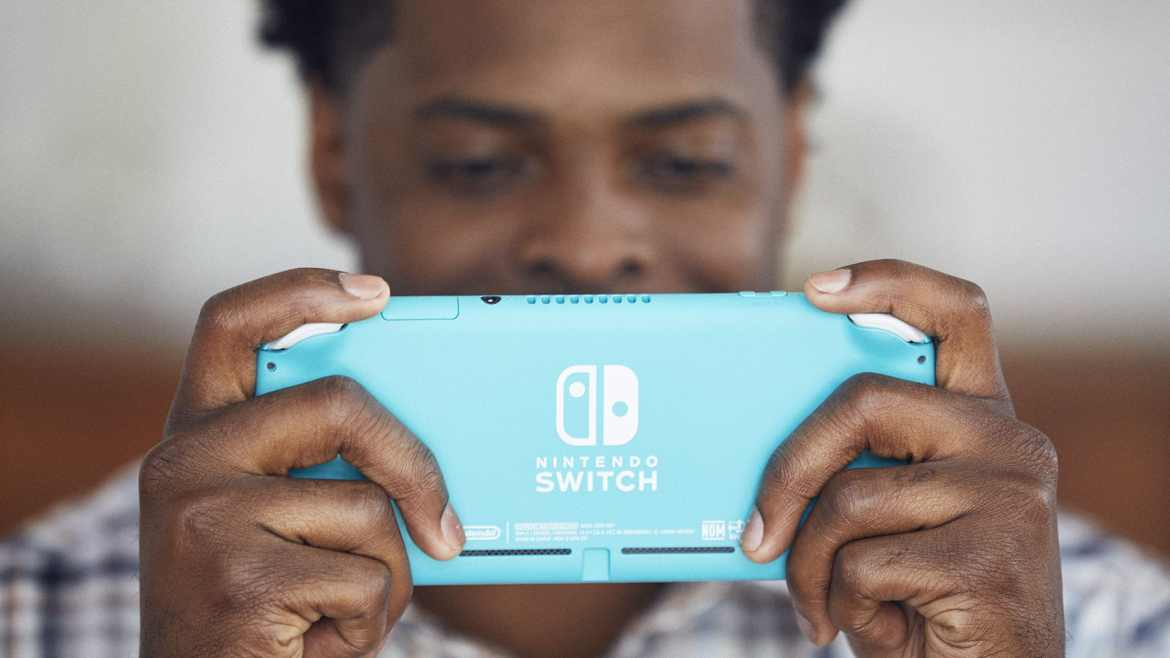 Want modern portable gaming?  Why not the Nintendo Switch Lite?