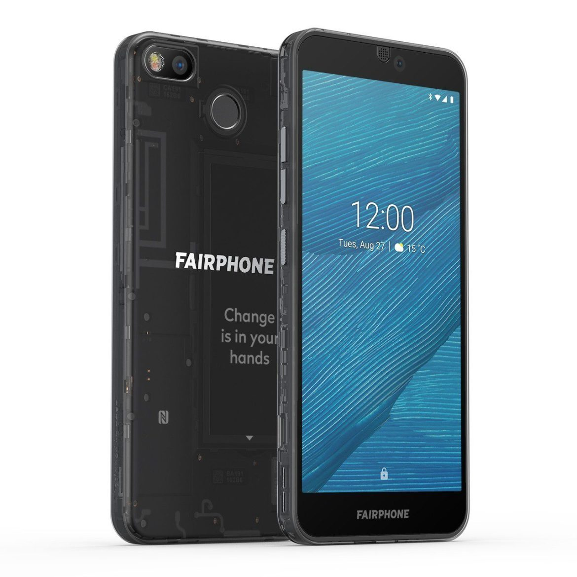 The Fairphone 3 is an Android phone you can fix yourself