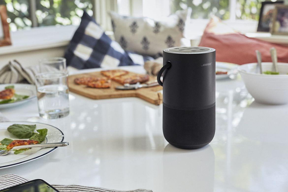 Bose announces Portable Home Speaker