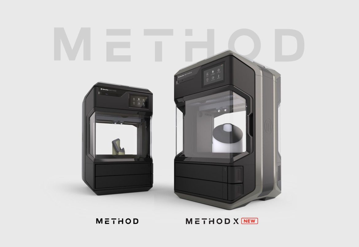 MakerBot's new METHODX 3D prints production-grade ABS