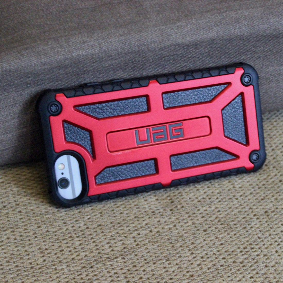 The Urban Armor Gear Monarch Series Case will wrap your phone in a cocoon