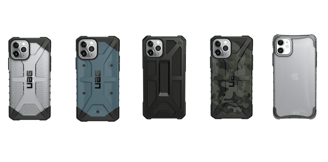 Urban Armor Gear, protecting your phone better than a mall ninja