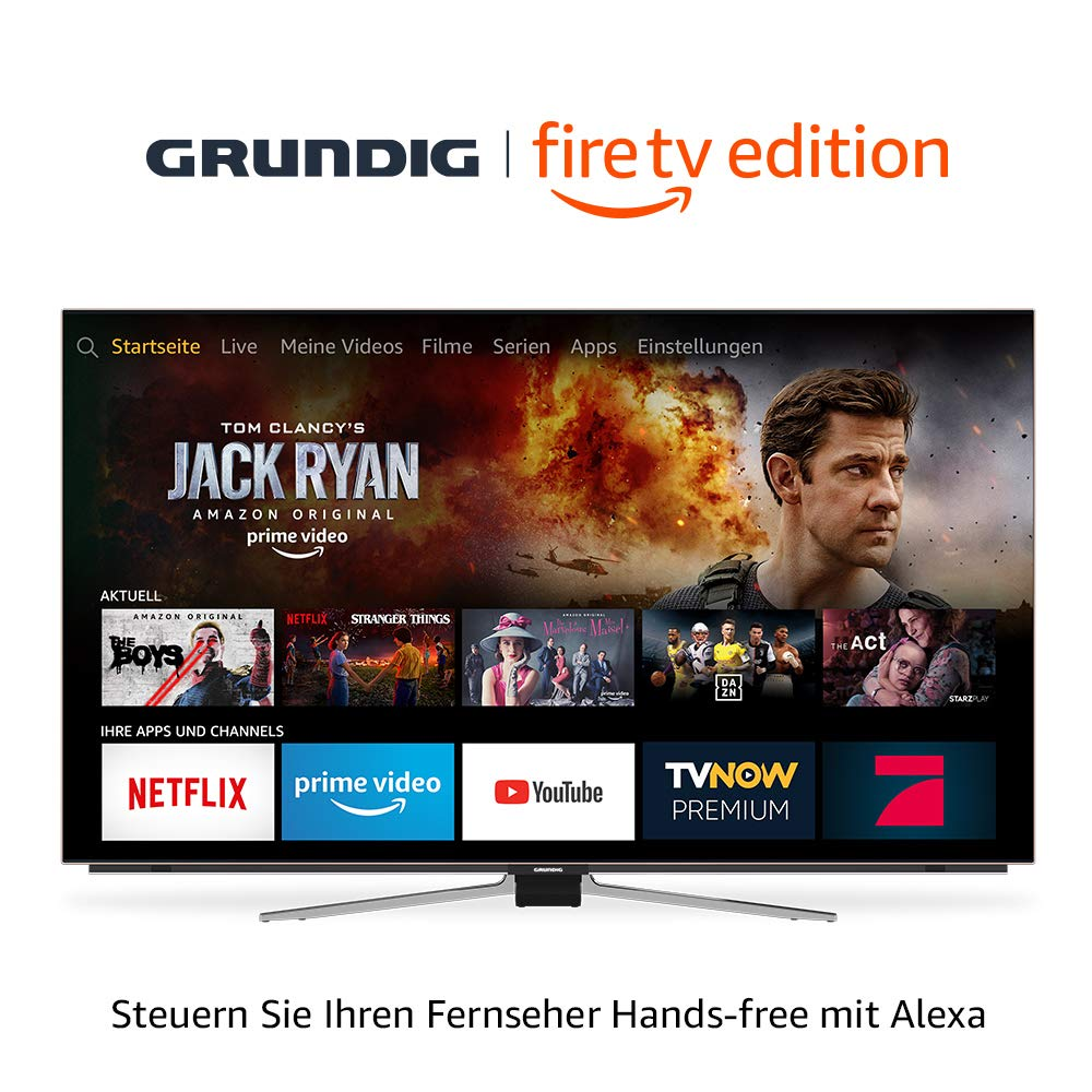 Amazon Fire TV is on fire at IFA (so many new products)
