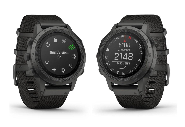 Garmin's high-end MARQ watch goes dark